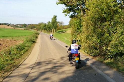 Motorrijbewijspoint Hoogvliet examengarantie
