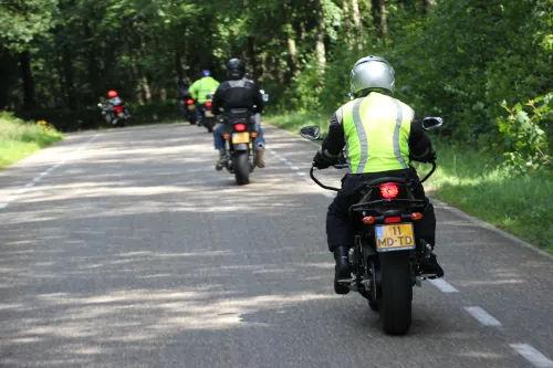 Motorrijbewijspoint Hoogvliet motor lesplan