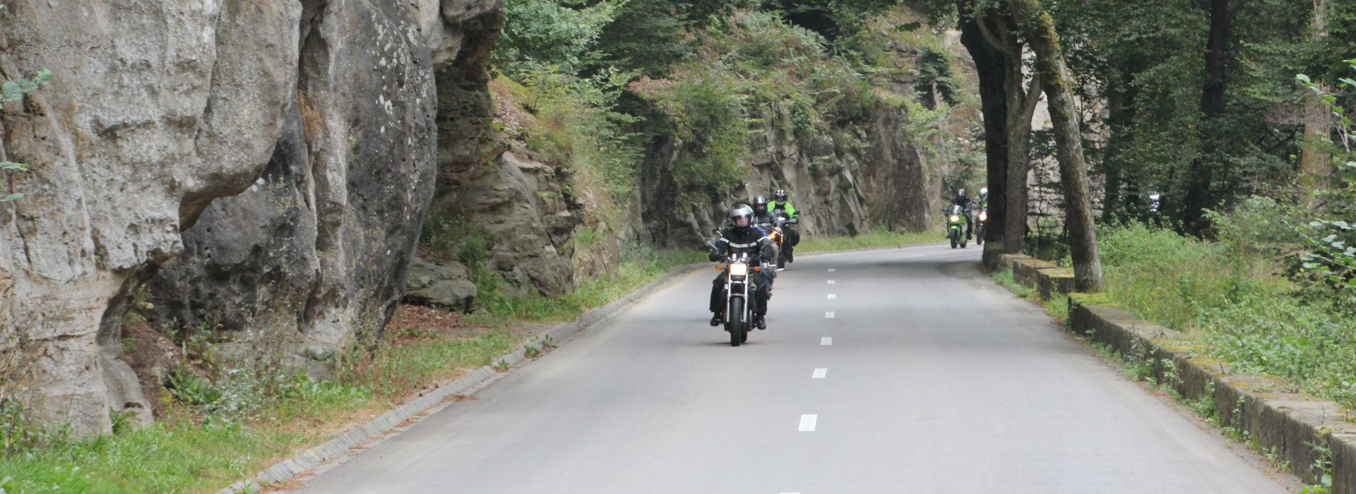 Motorrijbewijspoint Hoogvliet motorexamens AVB en AVD