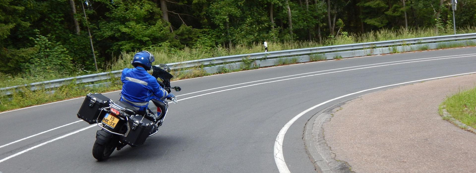 Motorrijbewijspoint Nieuw Beijerland motorrijlessen
