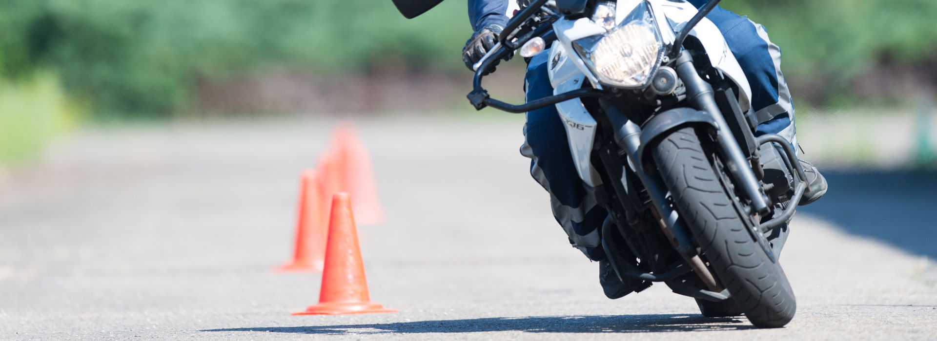 Motorrijbewijspoint Hoogvliet motor rijvaardigheid