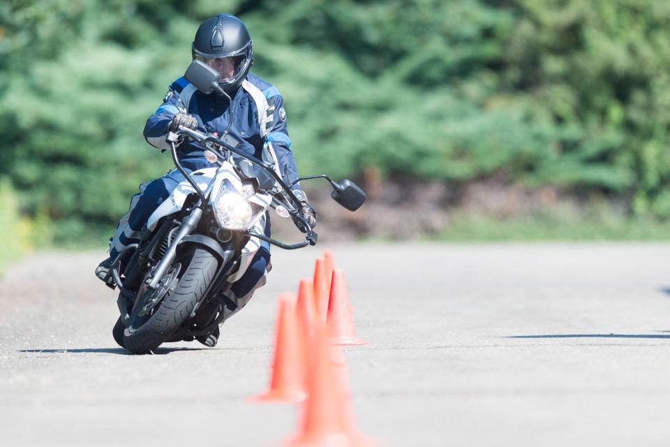 Motorrijbewijspoint Hoogvliet motorrijvaardigheid